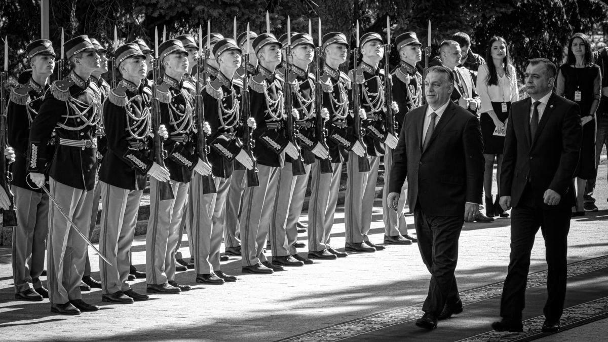 Vizita prim-ministrului ungar Orbán. 12.03.2020