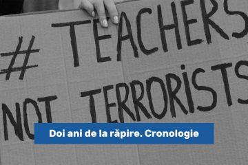 Expulzarea profesorilor turci. Răpirea profesorilor turci. CPR Moldova, Centrul de Politici și Reforme, Andrei Lutenco, Elena Druță