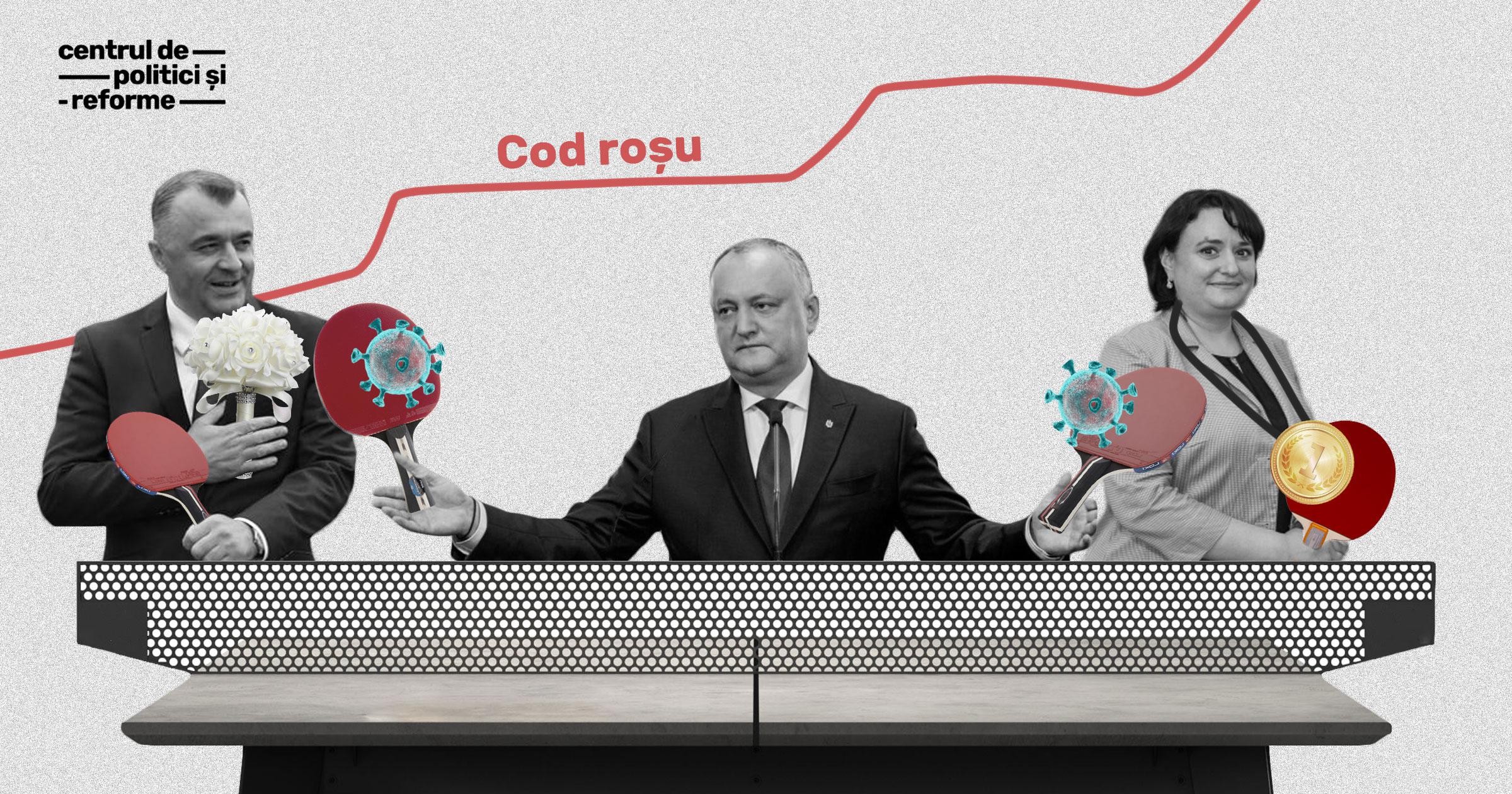 Cod-Roșu-pentru-majoritatea-populației;-restricții-doar-recomandate-CPR-Moldova-Vlada-Ciobanu-Covid-19-Coronavirus